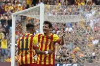 Neymar Messi Barcelona