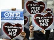 "Almost half the people who intend to vote No on Scottish independence have said they felt ""personally threatened""."