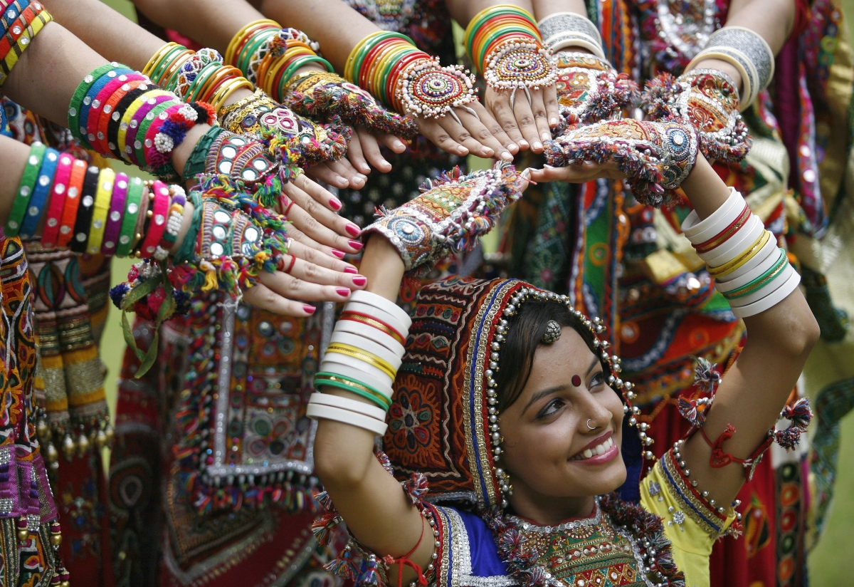 Ahmedabad India  city images : ... – From 'Gujarat' to 'West Bengal': Nine Days Celebration In India