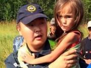 3 year old rescued from forest after 11 days and 11 nights