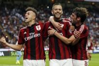 AC Milan El Shaarawy Jeremy Menez Andrea Poli