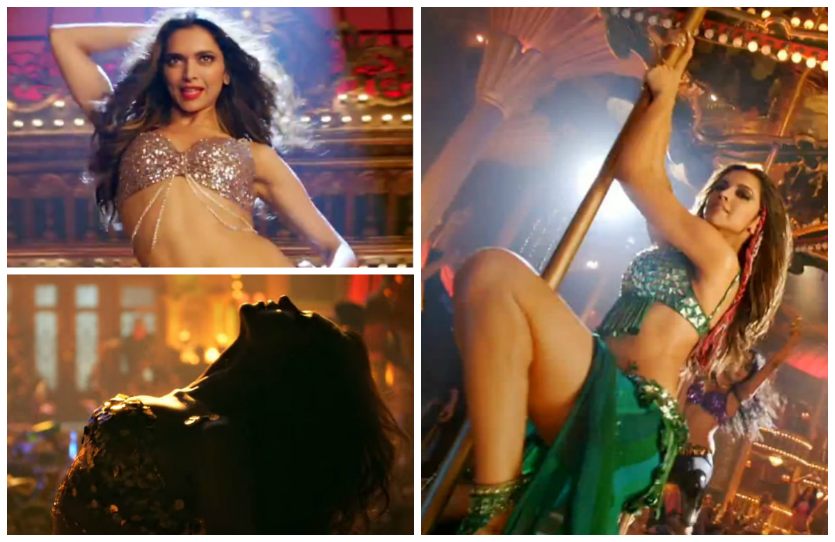 Download Pics of Deepika in Happy New Year 'happy New Year' Deepika's