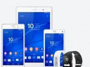 Sony Xperia Z3 Series devices