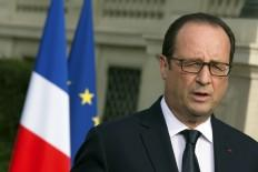 President Francois Hollande said in a statement he had spoken to Algerian Prime Minister Abdelmalek Sellal and that the two countries are doing everything they can to local the captive and ultimately release him.