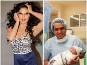 Veena Malik Follows Shah Rukh Khan, Names her Son 'Abram'