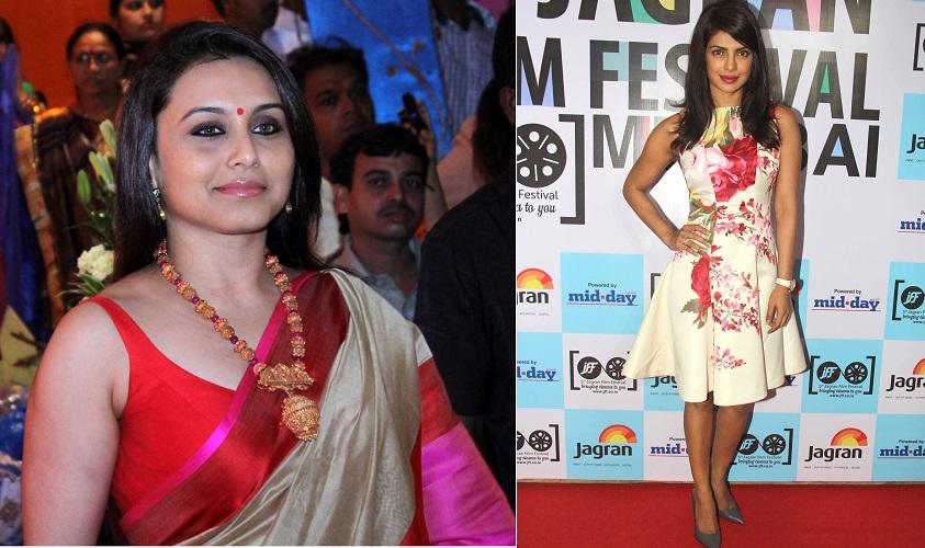 Rani Mukherji Beats Priyanka Chopra; 'Mardaani' Wins Most Impressive Women-Centric Title ...