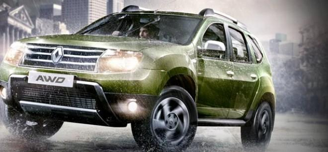 renault duster awd launched in india price feature details. Black Bedroom Furniture Sets. Home Design Ideas