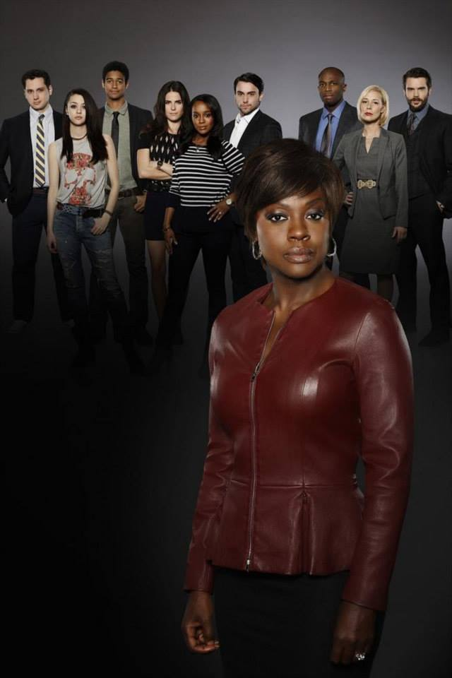 how to get away with murder cast