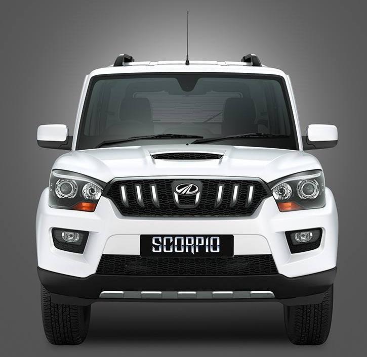 2014 Mahindra Scorpio Accessories Revealed
