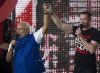 PM Modi speech at Global Citizen Festival