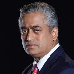 how tall is rajdeep sardesai
