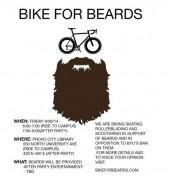 Bike for beards