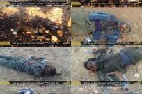 ISIS posted pictures of the Kurdish soldiers they executed, including female fighters.