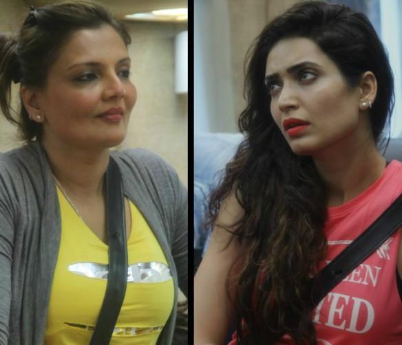 'Bigg Boss': Sukirti Waxes Upen's Legs, Karishma Engages in War of Words with Deepshikha