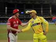 George Bailey MS Dhoni Kings XI Punjab CSK