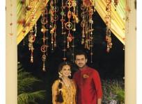 Bride-to-be Dia Mirza looks Stunning in her Mehendi Ceremony