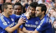 Azpilicueta Mikel Costa Fabregas Chelsea