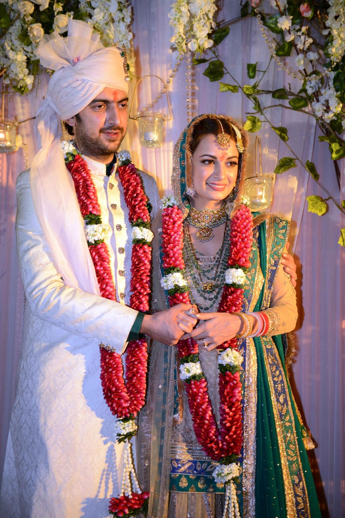 Celebrity wedding dress designer