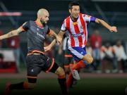 Atletico de Kolkata vs Delhi Dynamos