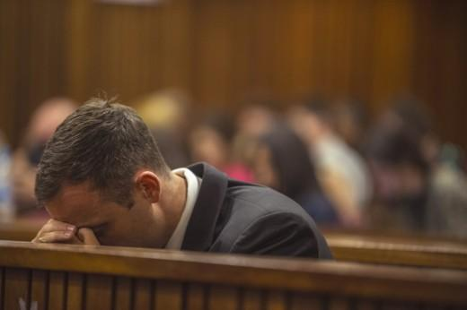 Oscar Pistorius Sentencing: Here are minute-by-minute LIVE updates as athlete learns his punishment for killing Steenkamp.