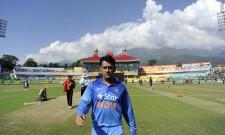 MS Dhoni India
