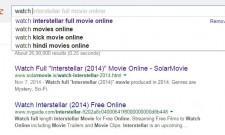 Google enhanced search engine