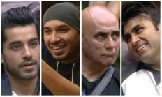 'Bigg Boss 8': Ali Threatens to Gouge Gautam's Eyes Out, Puneet Calls Arya a Thief