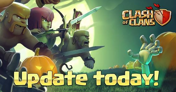 Clash of clans halloween update release / Yes man subtitles
