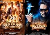 "First Look of Ajay Devgn's ""Action Jackson"""