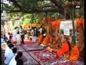 buddhists-perform-special-prayers-in-bihar-for-world-peace