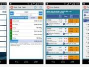 Indian Railways Launches Official NTES Android App; Helps Tracking Real-Time Train Schedule, Delays and more
