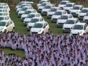 Businessman gifts cars, homes to employees as Diwali bonus