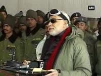 pm-modi-celebrates-diwali-with-soldiers-in-siachen