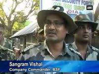 indo-bangladesh-border-guards-exchange-sweets-on-occasion-of-diwali