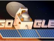 Google marks Mangalyaan's one month in Mars orbit with a Doodle