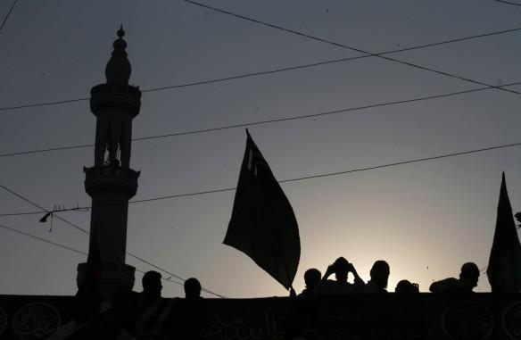 The Islamic New year, better known as Muharram, begins on Friday and it is a time of mourning and peace for Muslims.