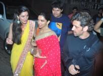 Deepika Padukone and Nargis Fakhri