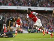 Danny Welbeck Arsenal Hull City