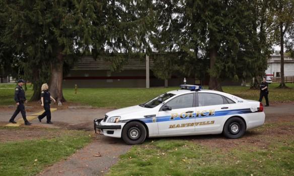 Marysville Shooting: Teacher Megan Silbergerger, ran into the cafeteria room and Confronted teen gunman Jaylen Fryburg.