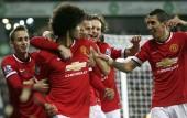 Fellaini Blind Van Persie Januzaj Manchester United