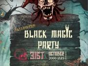Halloween Black Magic Party at Uforia