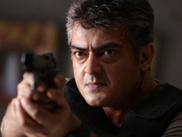 "Vijay's ""Kaththi"" Meant for Ajith?"