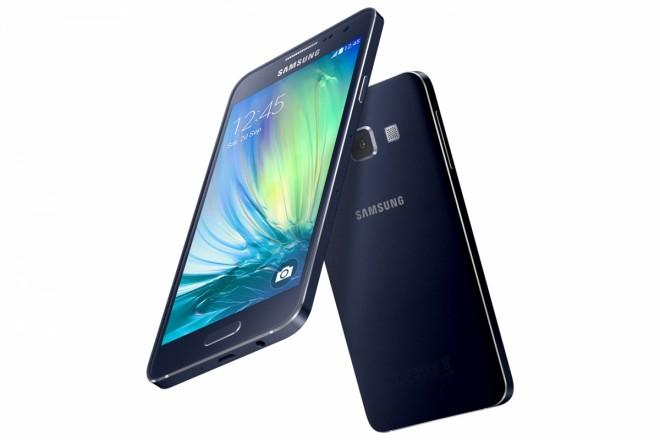 Samsung Launches Galaxy A5 A3 E7 E5 Mid Range Android