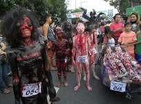Halloween Parade in Marikina city