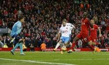 Mario Balotelli Liverpool Hull City Jakupovic