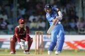 Virat Kohli India Denesh Ramdin West Indies