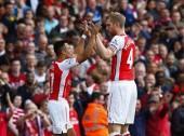 Arsenal Alexis Sanchez Per Mertesacker