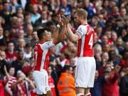Arsenal Alexis Sanchez Per Mertesacker
