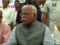 ml-khattar-carries-out-swachata-abhiyan-in-faridabad