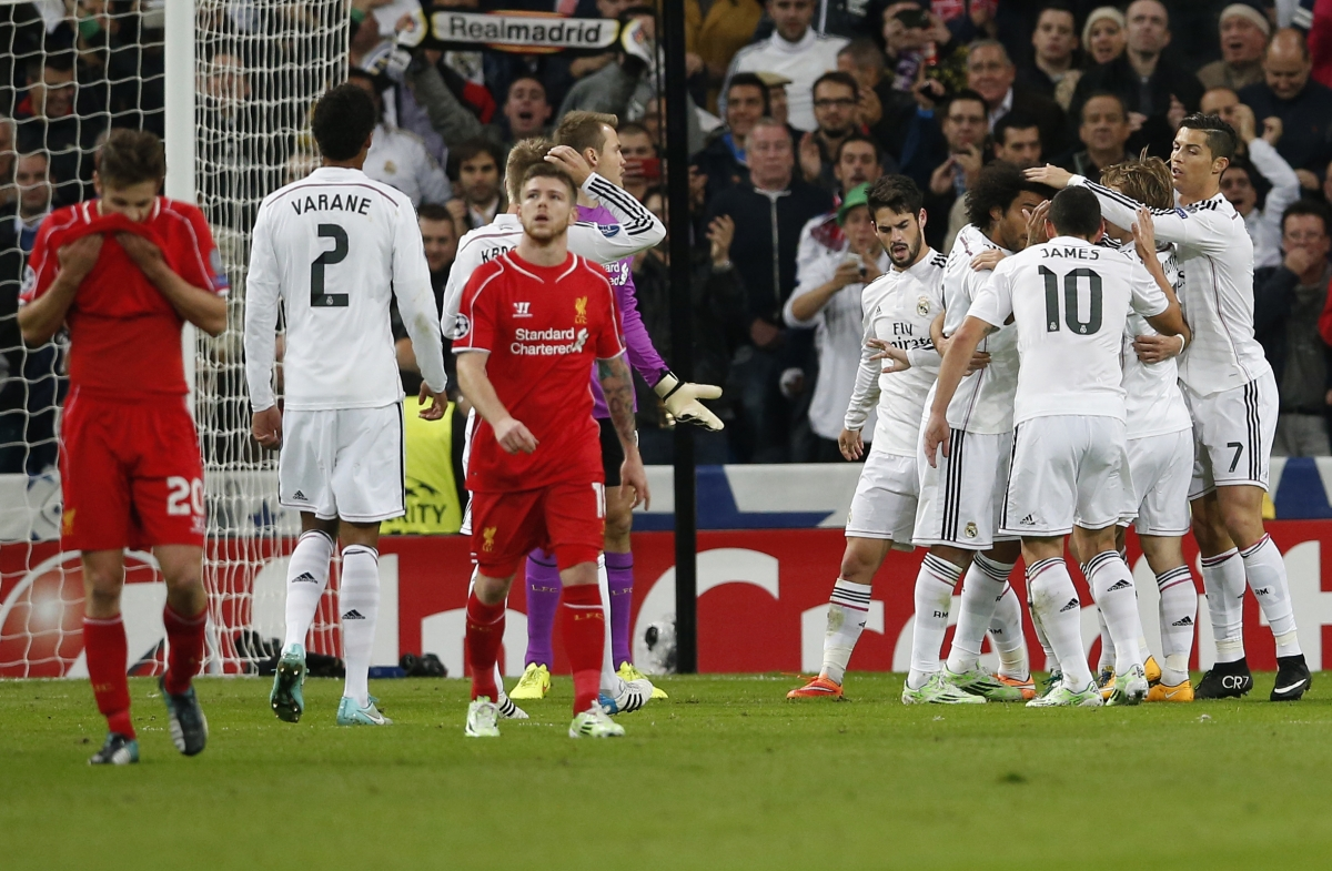 Video Real Madrid vs Liverpool: Full Match Highlights: Los ...